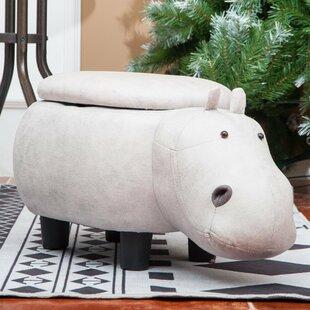 Renninger Hippo Storage Ottoma..