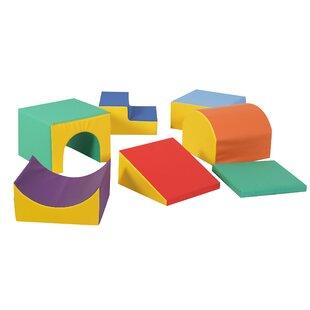 7 Piece Mini Gross Motor Play Group Set By Children's Factory