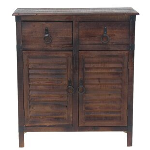 Compare Beus Rustic 2 Door Accent Cabinet By Loon Peak