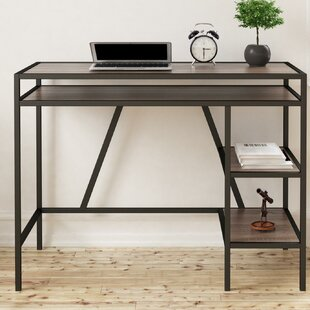 Comparison Politte Rectangular Writing Desk By Union Rustic
