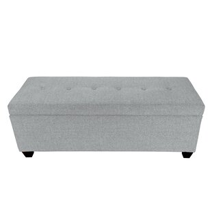 High-End Lamanna Upholstered Storage Bench By Alcott Hill