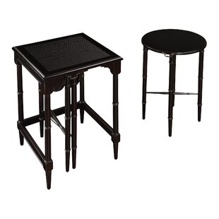 Vine 2 Piece Nesting Tables by Bay Isle Home