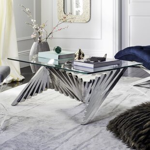 Fernald Metal Coffee Table
