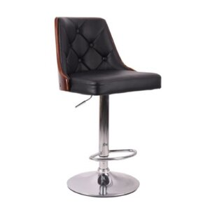 Inexpensive Adjustable Height Swivel Bar Stool (Set of 2) by PJWarehouse Reviews (2019) & Buyer's Guide