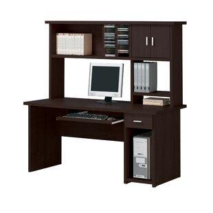 Pennsylvania Computer Desk with Hutch