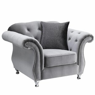 Alcorn Chesterfield Chair