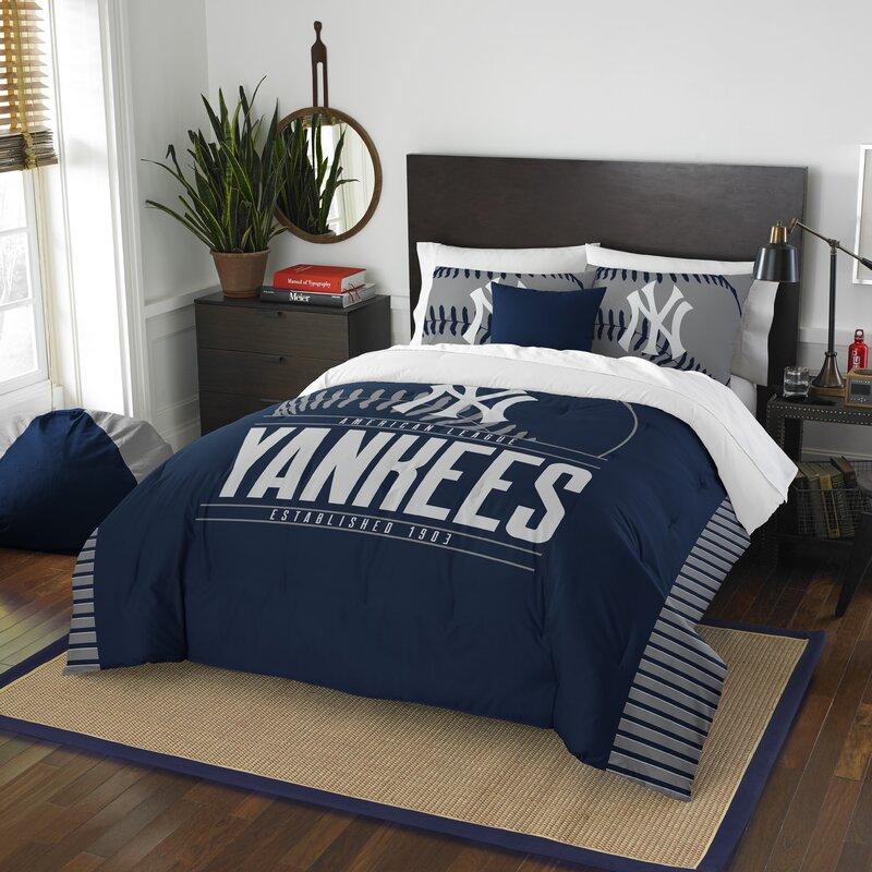 Comforter Sets Queen.Northwest Co Mlb Grand Slam 3 Piece Full Queen Comforter Set