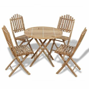 Fairbanks 4 Seater Dining Set By Bay Isle Home