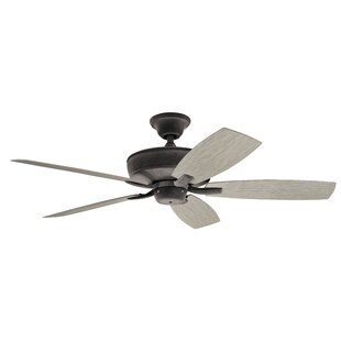 52 Julius Patio 5 Blade Outdoor Ceiling Fan By Alcott Hill Outdoor Lighting