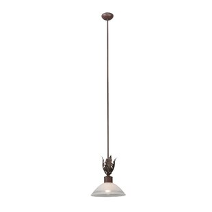 Meyda Tiffany Orleans 1-Light Cone Pendant