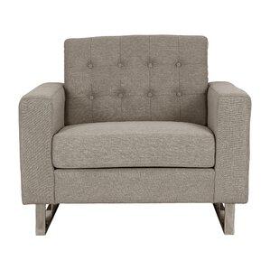 Zander Arm Chair by Orren Ellis