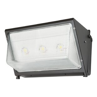 122-Watt LED Outdoor Security Wall Pack by Cooper Lighting LLC