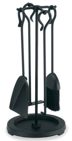 Pilgrim Hearth Compact Stove 5 Piece Fireplace Tool Set Wayfair