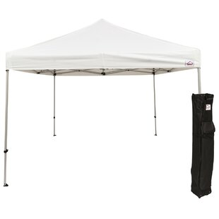 10 Ft. W x 10 Ft. D Steel Pop-Up Canopy by Impact Instant Canopy