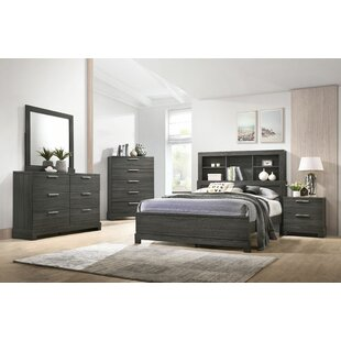 Sunnydale Upholstered Panel Configurable Bedroom Set by Brayden Studio