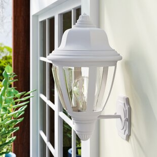 Donegan Modern 1-Light Outdoor Sconce by Winston Porter