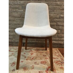 Ryann Mid-Century Upholstered Dining Chair (Set of 2) Corrigan Studio