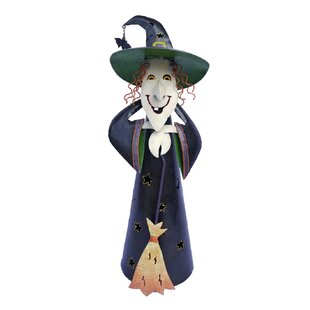 Witch Statue By Happy Larry