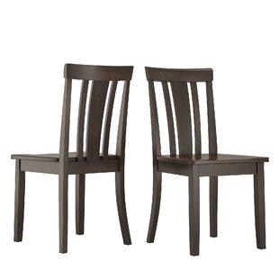 Alverson Solid Wood Dining Chair (Set of ..