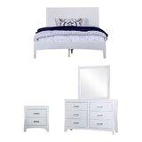 Millan Standard Configurable Bedroom Set by Latitude Run