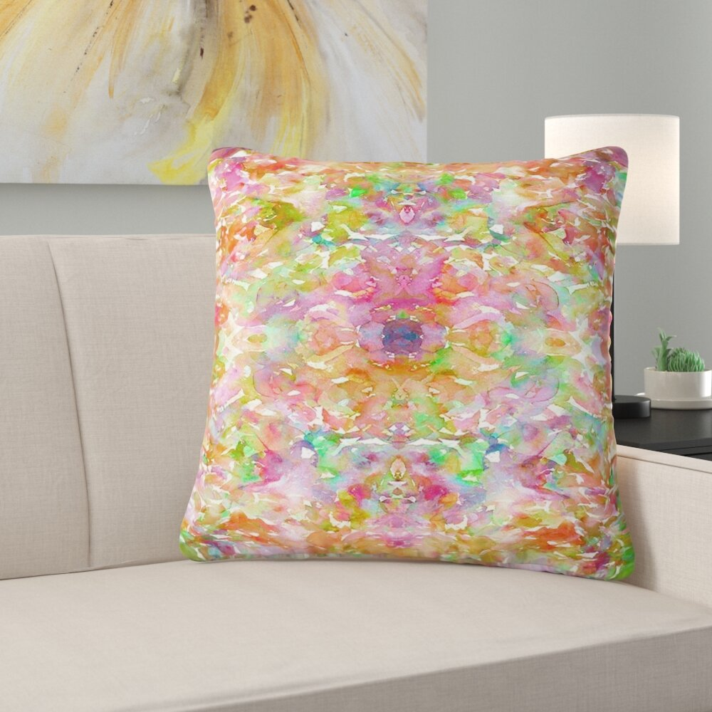East Urban Home Couch Jewel In The Crown Iii Throw Pillow Wayfair