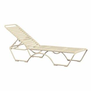 Kahana Reclining Chaise Lounge by Tropitone