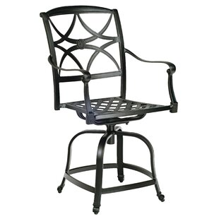 Wiltshire Swivel Patio Bar Stool