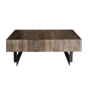 Union Rustic Brookside Coffee Table