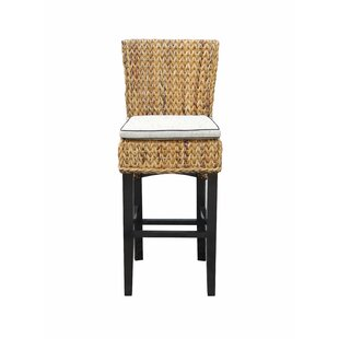 Barbera 30 Bar Stool by Rosecliff Heights