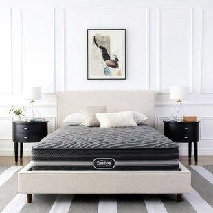 Beautyrest Black Natasha 16 inch  Plush Pillow Top Mattress and Box Spring