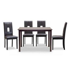 Calla Parsons Chair (Set of 2) by Latitude Run