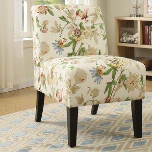 August Grove Urbain Slipper Chair
