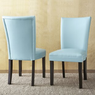 Maynor Upholstered Dining Chair (Set of 2) Brayden Studio