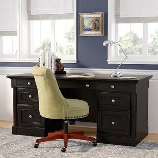 Walworth Wood Executive Desk