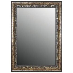 Waxman Vintage Silver Wall Mirror ByAstoria Grand