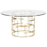 Tiffany Dining Table by Nuevo