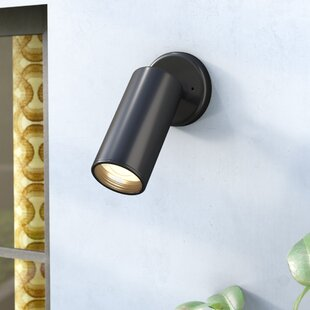 Akash Outdoor Sconce by Orren Ellis