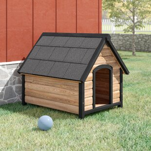 Wood Dog Houses Youll Love In 2019 Wayfair