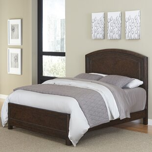 Loomis Panel Bed