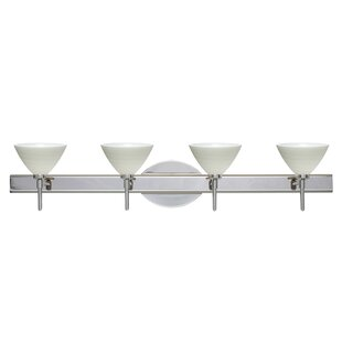 Besa Lighting Domi 4-Light Vanity Light