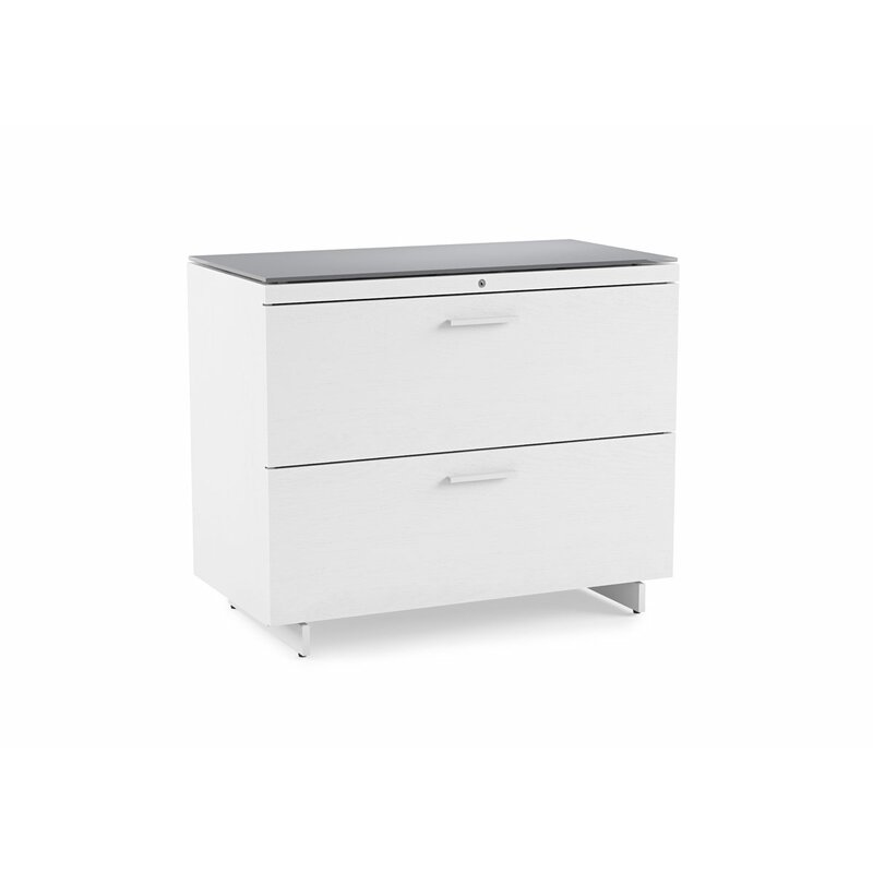 centro 2-drawer lateral file cabinet & reviews | allmodern 2 drawer lateral file cabinet