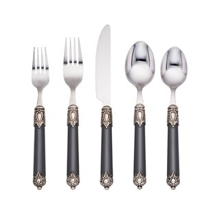 Neapolitan 20 Piece Flatware Set, Service for 4