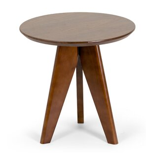 Aina End Table by Glamour Home Decor