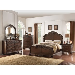 Andres Vilmos Panel Configurable Bedroom Set by Astoria Grand
