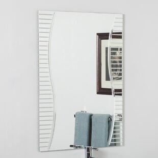 Bargain Cherita Modern Wall Mirror ByOrren Ellis