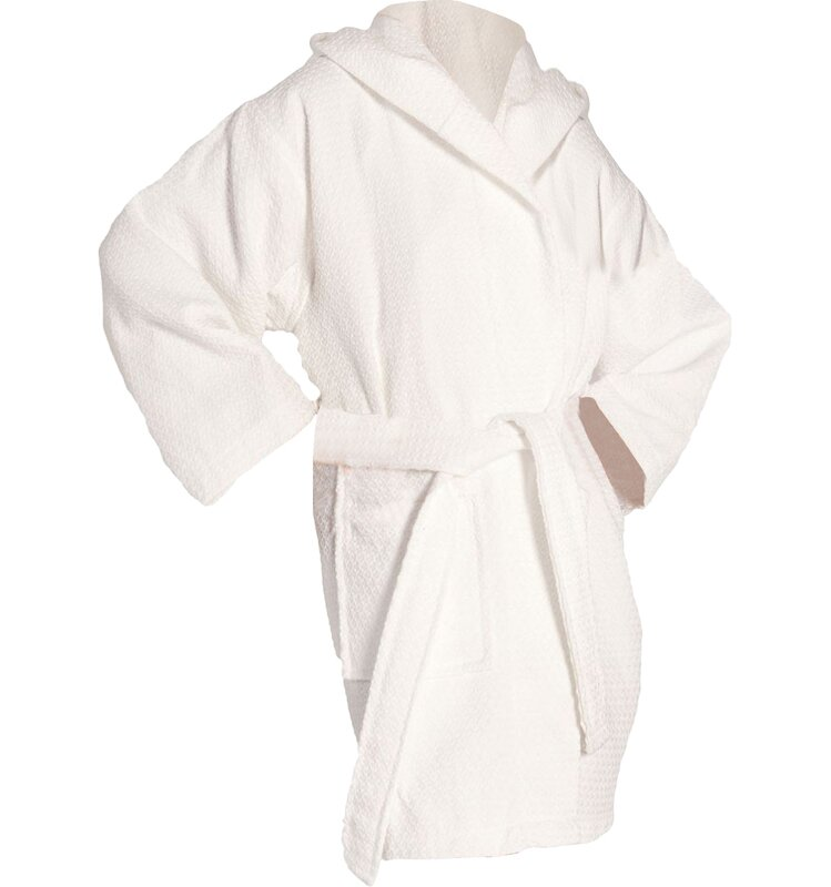 3b5674dcd1 Viv + Rae Trever Diamond 100% Cotton Waffle Bathrobe   Reviews