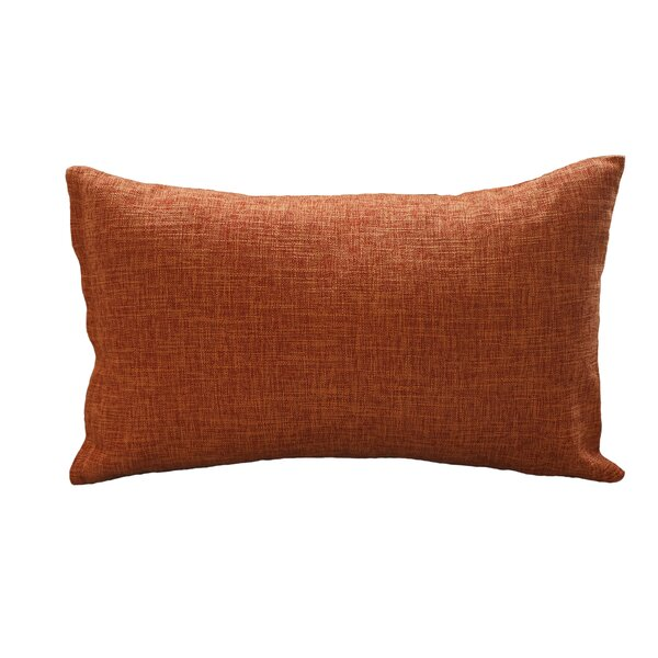 Outdoor Decorative Throw Pillow Cover You Choose Any Size OD Orange