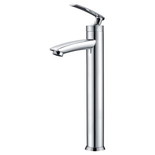 ANZZI Fifth Single Hole Bathroom Faucet with Drain Assembly