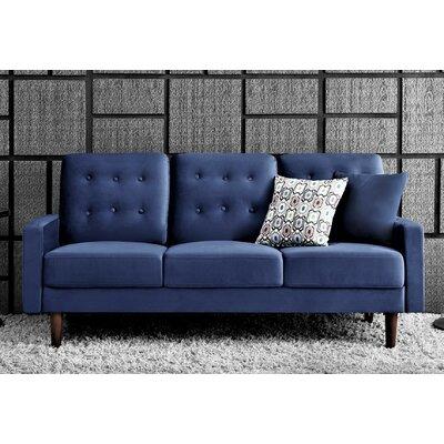 Blue Velvet Sofas You Ll Love Wayfair