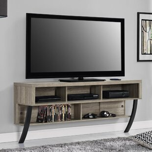 Affordable Stringer TV Stand for TVs up to 65 by Wrought Studio Reviews (2019) & Buyer's Guide